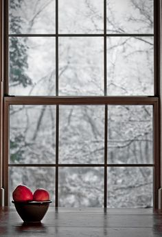 Evening Snowfall - G.R. Johnson