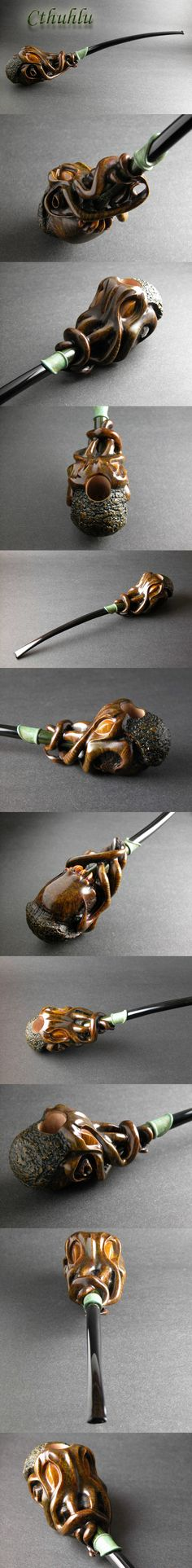 Cthulhu churchwarden. Simply amazing!