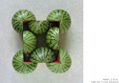 Watermelon jigsaw