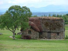 Jamie Fraser - Outlander! Very historic, solemn site