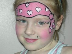 girl pirate Pirate Birthday, Birthday Ideas, Birthday Parties, Pirate Face Paintings, Girl Pirates, Painting For Kids, Faces, Party Ideas, Activities