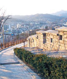 가을에 걷기 좋은 서울 길