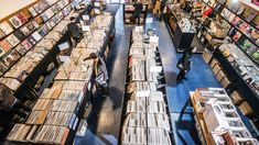 Check out these record stores NYC music enthusiasts frequent for all of their vinyl needs, from Academy Record Annex in Greenpoint to Deep Cuts in Flushing