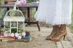 Wedding ideas and inspiration from the Lace and Light styled shoot  (3)
