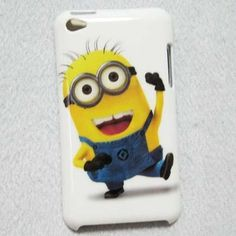 Minion iPod touch case
