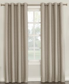 Sun Zero Tullis Puckered 52 x 95 Blackout Lined Grommet Curtain Panel Kids Curtains, Cool Curtains, Grommet Curtains, Blackout Curtains, Window Curtains, Curtains Living, Window Coverings, Window Treatments, Bedding Sets Online
