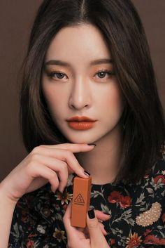 Skin Care Tips-Advice For Beautiful Skin - Beauty Salon Guide Korean Makeup Look, Korean Makeup Tips, Korean Makeup Tutorials, Korean Beauty, Asian Beauty, 3ce Makeup, Makeup Lipstick, Beauty Makeup, Hair Makeup