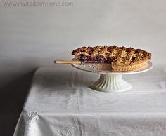 Cherry pie o tarta de cereza | Recetas con fotos paso a paso El invitado de invierno