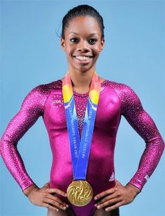 """It is everything I thought it would be; being the Olympic champion, it definitely is an amazing feeling. And I give all the glory to God. It's kind of a win-win situation. The glory goes up to him and the blessings fall down on me,"" -Gabby Douglas    ""Let all that I am praise the LORD; may I never forget the good things He does for me."" - Gabby Douglas"