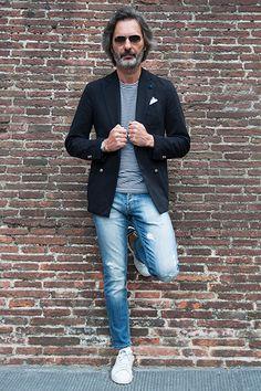 特集|イタリア・フィレンツェに集った洒落者たちをキャッチ ピッティ・ウォモ スナップ 2015年春夏 Part 1|PITTI UOMO SNAP 2015SS | Web Magazine OPENERS - FASHION Features