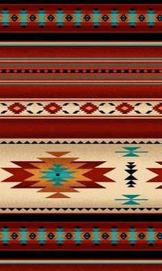 NATIVE AMERICAN INDIAN BLANKET FABRIC BRICK RED 30 available BTHY in Crafts, Sewing & Fabric, Fabric | eBay