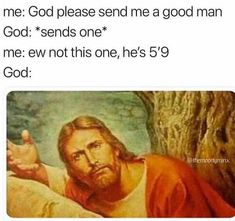 We are sharing Jesus Memes in honor of the humor God gave us. These funny memes are apart of our lent series where we are exploring faith (and humor! 9gag Funny, Funny Shit, Funny Fails, Funny Posts, The Funny, Funny Stuff, Puns Hilarious, Funny Men, Meme Comics