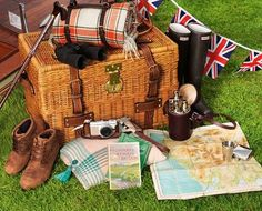 Picnic in London!? Don't mind if I do!