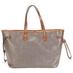 Bolsa Capodarte Shopping Bag Monograma Pink   Zattini