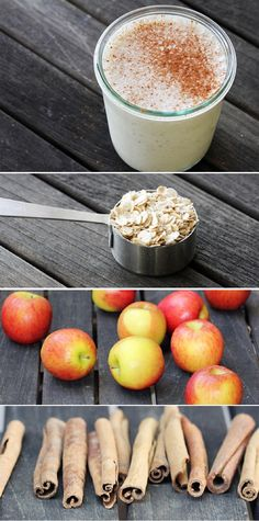 13 Oatmeal Smoothies Worth Waking Up For | GleamItUp