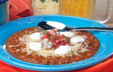Chili With Chorizo