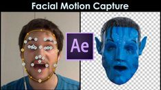 How to do Facial Motion Capture Adobe After Effects Tutorials, Effects Photoshop, Photography Lessons, Photography And Videography, Motion Design, How To Do Facial, Motion Capture, After Effect Tutorial, Adobe Illustrator Tutorials