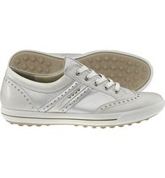 kind of dying to have these golf shoes!  $160  ecco golf street shoes