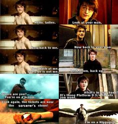 Harry Potter meets Old Spice hahaha!!