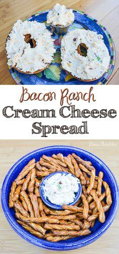 Bacon Ranch Cream Ch