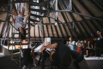 UP STAIRS: spațiu și corp, într-un experiment ce începe de pe 19 septembrie, în…