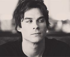Ian somerhalder , hot smile,  glowing eyes  The resolt : one of the hottest peole !