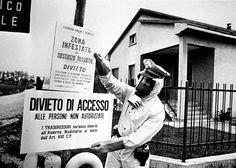 Nube tossica di Seveso - 10 LUGLIO 1976