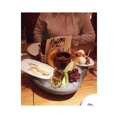 #roka for @ashleyxx81 Birthday  #bankholidayweekend #sunday #sistersbirthday #sushi #dessert by 0liviaw86