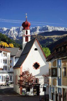 St. Ulrich im Grödner, Südtirol - Italia