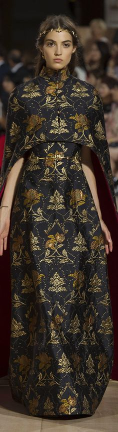 Still in love with Valentino's Fall 2015 collection!