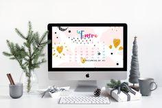 O Recuncho de Jei: Calendario Enero 2017