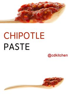 Chipotle And Roasted Garlic Paste Recipe — Dishmaps