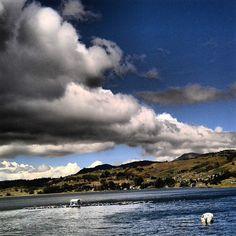 #LagodeTota #Tota #Boyaca #Boyacá #Colombia #Kolumbien #lake #Lago #See #nube #Wolken #clouds