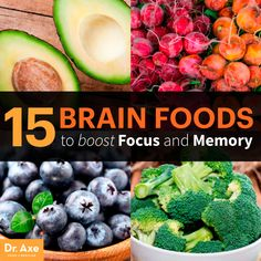 Brain foods to Boost Focus and Memory