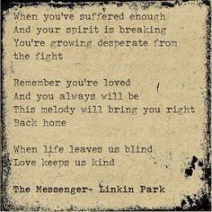 The Messenger- Linkin Park