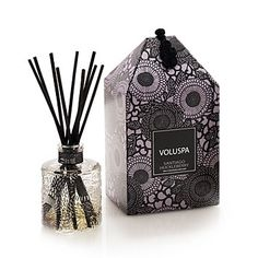 "Voluspa ""Santiago Huckleberry"" Reed Diffuser 