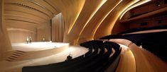 Notorious Fluid Design: The Azerbaijan Cultural Centre by Zaha Hadid Architects