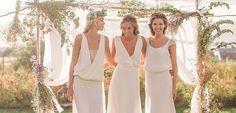 Grandes diseñadores de vestidos de novia : luce sus creaciones