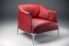 3d modeling — Archibald armchair