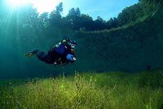 Crystal Clear Waters of Sameranger Lake Austria