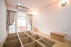 【系統家具玩設計】系統家具的內部收納設計--臥房、兒童房、書房 Part2