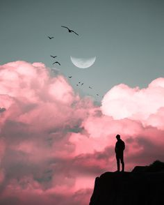 Surreal And Dreamy Photo Manipulations By Jackson Hall
