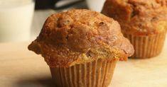 Muffins pomme et carotte Petit-déjeuner ou collation, tous les moments sont bien choisis pour en profiter!