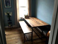 Lomond Esstisch mit Bänken ► Entdecke moderne Designmöbel jetzt bei MADE.
