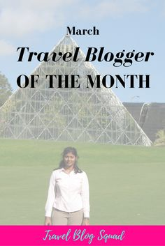 March Travel Blogger of the Month - Priya from Glorious Sunrise. Priya's first overseas adventure was to Australia where she took in the beautiful beaches and sights of Sydney including the Sydney Harbour Bridge and the Opera House. Click here to read more about Priya's journey as a travel blogger and to join the free 8 day Travel Blog Bootcamp!