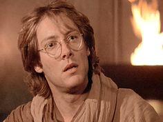 #Spader plays the dweebish hero #DrDanielJackson in the unexpected mega-hit #Stargate (1994).