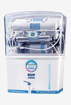 82f6e7856d5 Kent Grand Plus 8L UV + RO + UF Water Purifier (White) Ro Water