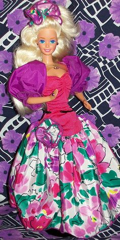 1991 Blossom Beauty Barbie