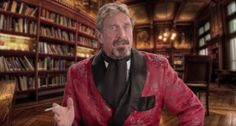 John McAfee tells Ars he's fighting a lonely battle, but that he's not lying   Ars Technica
