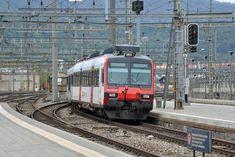 SBB Class 558 Bem 4/6 on a local passenger running through Olten (pchurch92)